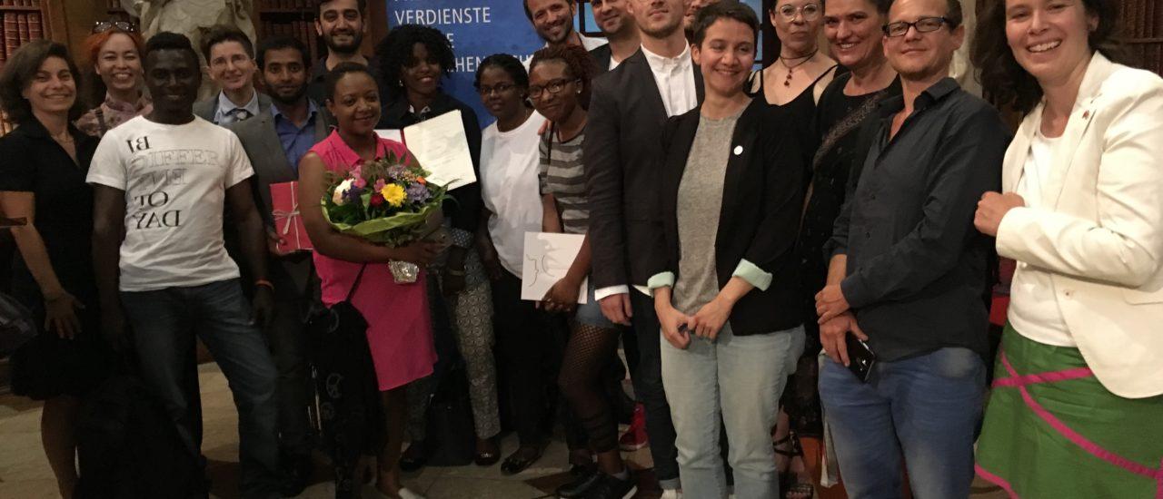 Queer Base erhält Bruno Kreisky Preis