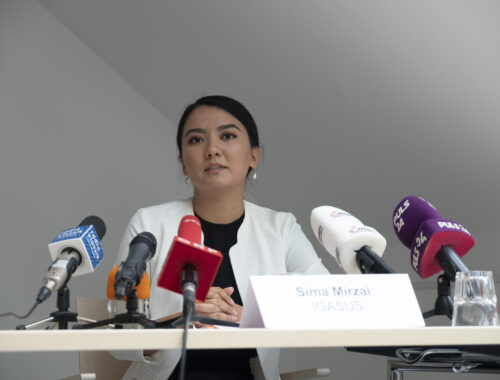Sima Mirzai - IGASUS